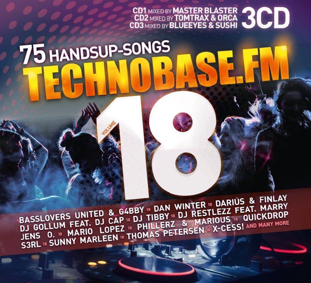 Technobase.FM Volume 18