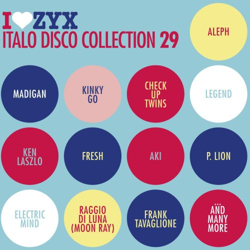 ZYX Italo Disco Collection Volume 29